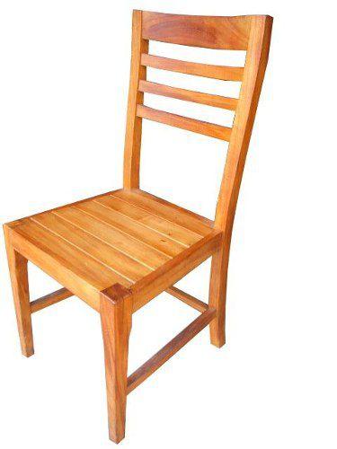 Cadeira Rústica Larynne em Madeira de Demolição - Cód 946