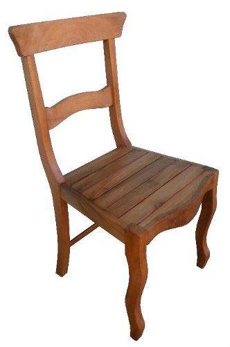 Cadeira Rústica Mirage em Madeira de Demolição - Cód 1882