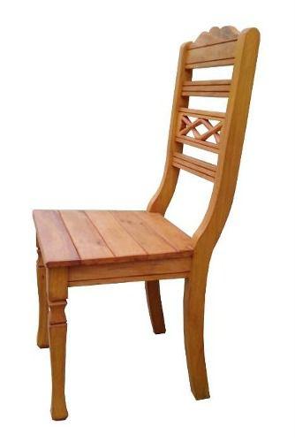 Cadeira Rústica Alpes em Madeira de Demolição - Cód 2160