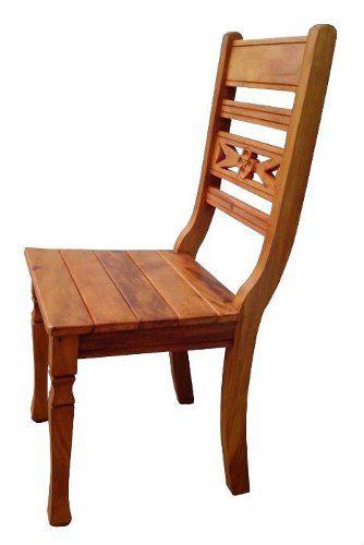 Cadeira Miley Rústica Em Madeira De Demolição - Cód 2156