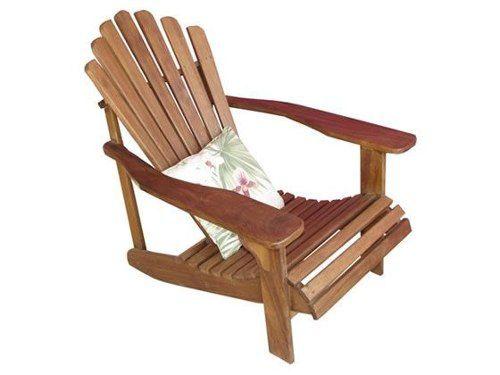 Cadeira Pavão Em Madeira De Demolição - Cód 2212