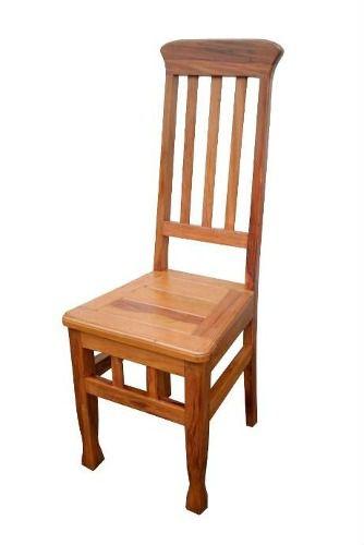 Cadeira Marcela Em Madeira De Demolição - Cód 2358