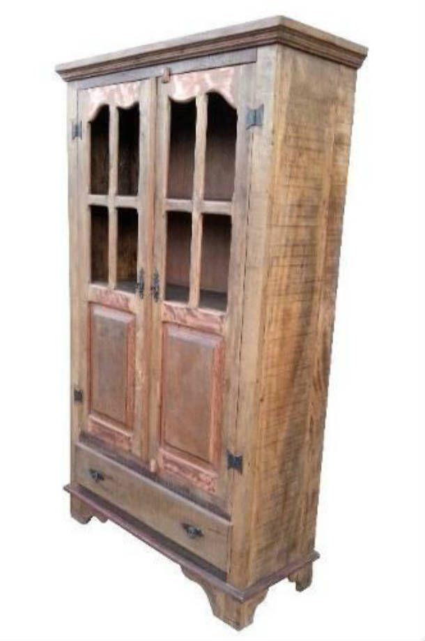 Armário Rústico Magnus em Madeira de Demolição - Cód 2134