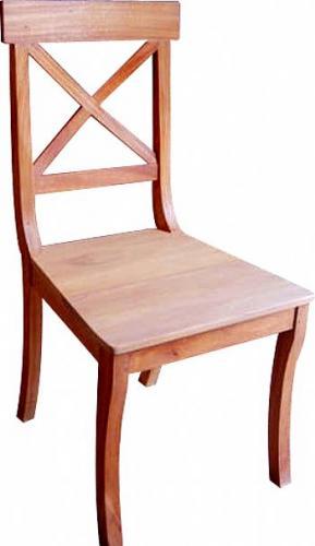 Cadeira Rústica Chicago Em Madeira De Demolição - Cód 52