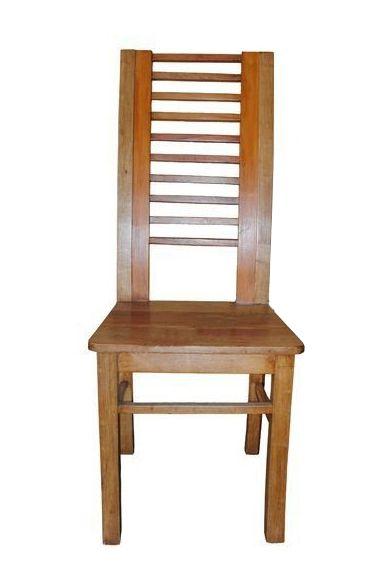 Cadeira Rústica Versailles em Madeira de Demolição - Cód 217