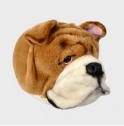 Enfeite de Parede Cabeça de Cachorro - Bulldogue
