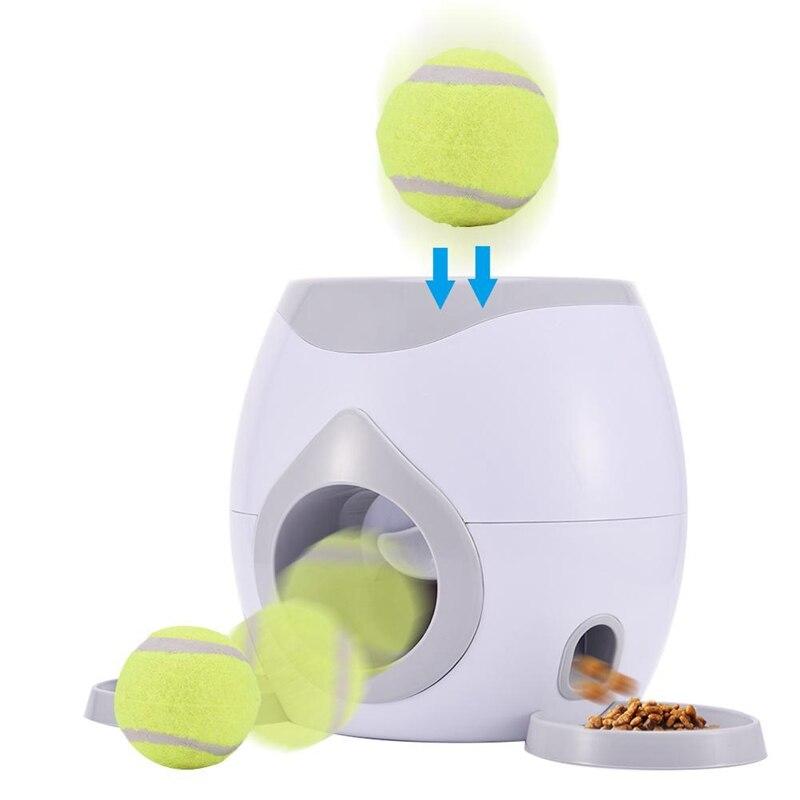 Alimentador automático acionado por bolinha