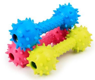 Alter Massageador de Gengivas com Guizo - Brinquedo pra Cachorro