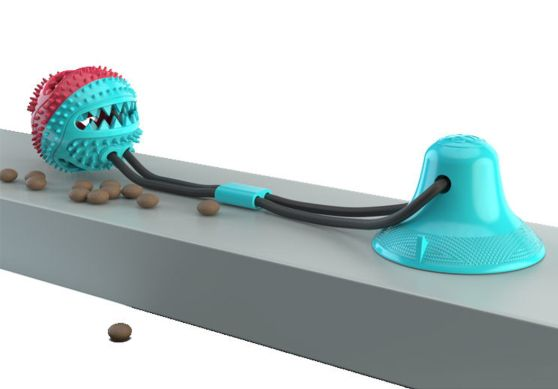 Brinquedo Cabo de Guerra com Porta Petiscos