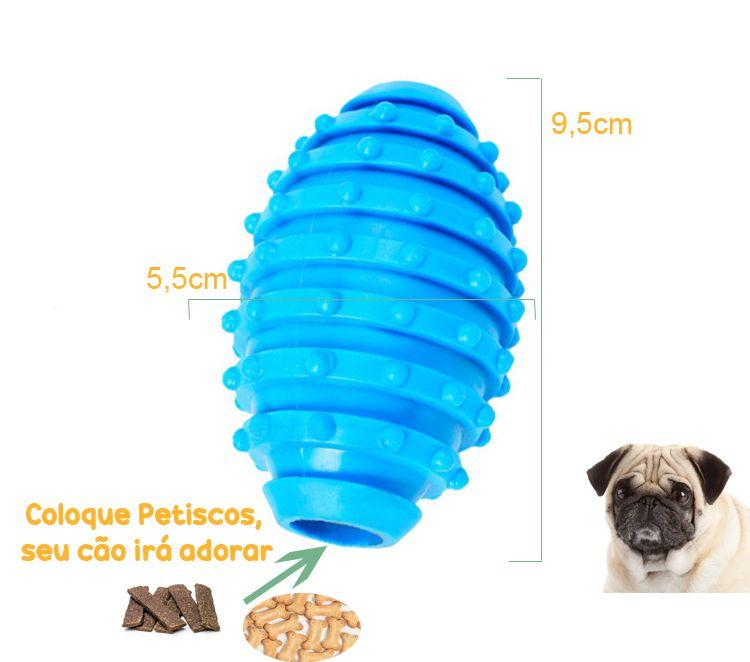 Casulo Interativo para Cães