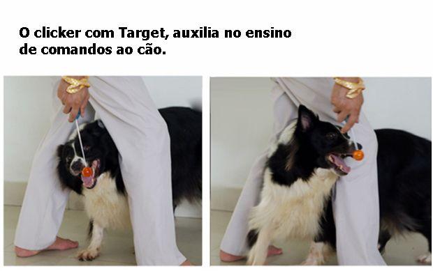 Clicker com Target