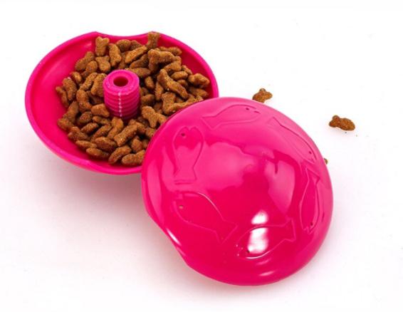 Disco Interativo para cães e gatos - Brinquedo para Cães