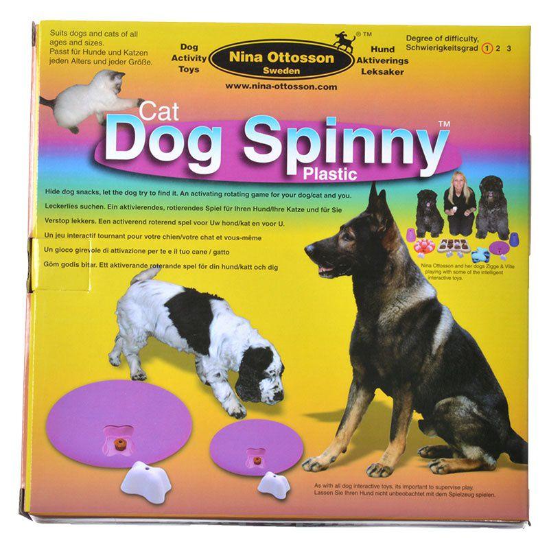 Jogo Interativo para Cães - Dog Spinny