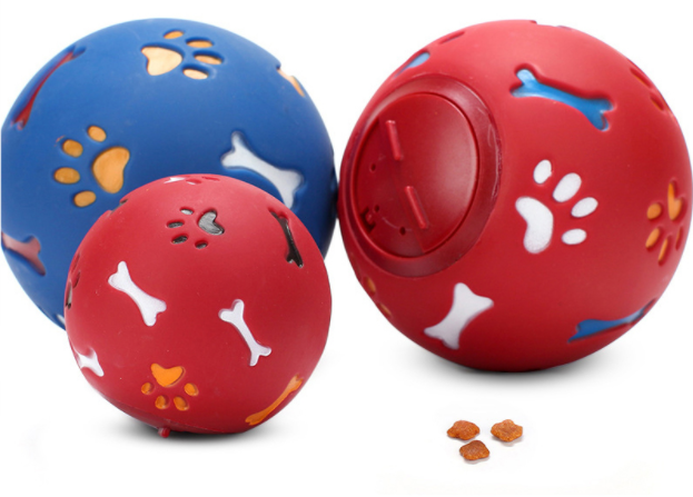 Pet Ball com regulagem de abertura para a saída de ração!