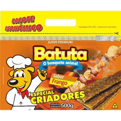 Petiscos SuperPremium Batuta 500 gramas