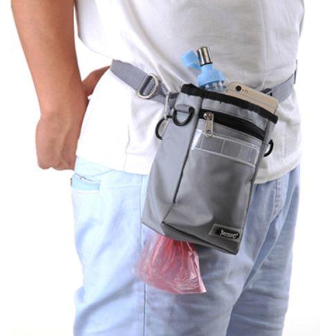 Petisqueira com faixa luminosa - Leve petiscos e guarde suas coisas com praticidade.