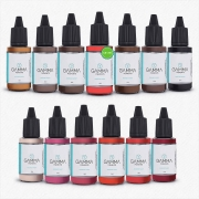 Kit de Pigmentos Completo - Sobrancelhas e Lábios (01 Neutralizer Grátis)