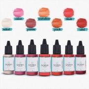 Kit para Micropigmentação de Lábios - Gamma Pigments