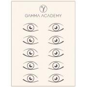 Pele Sintética - Olhos - Gamma Academy