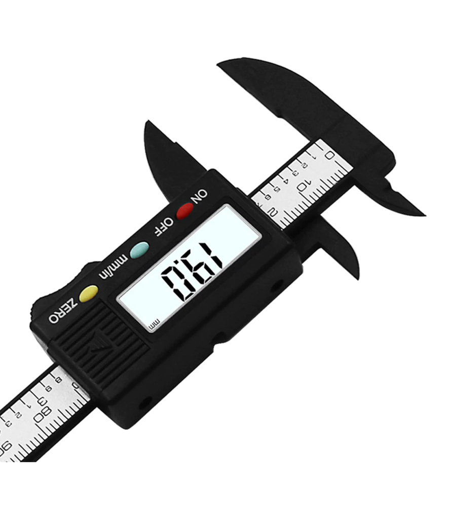 Paquímetro Digital para Mapeamento - 100mm