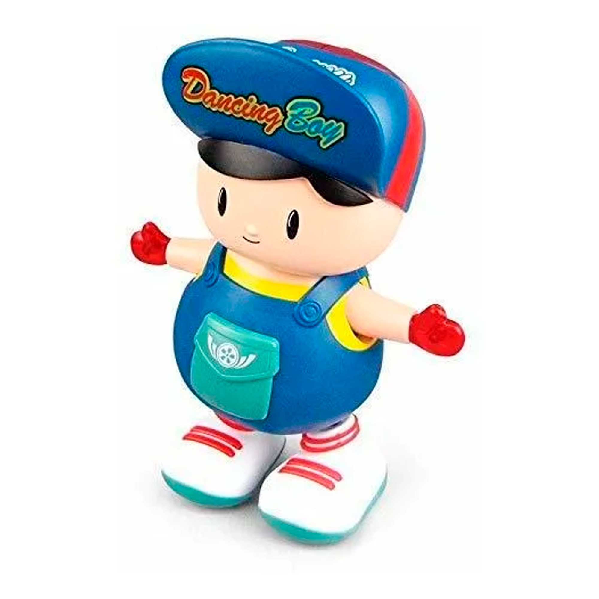 Dancing Boy Brinquedo Infantil Musical C/ Luz e Som