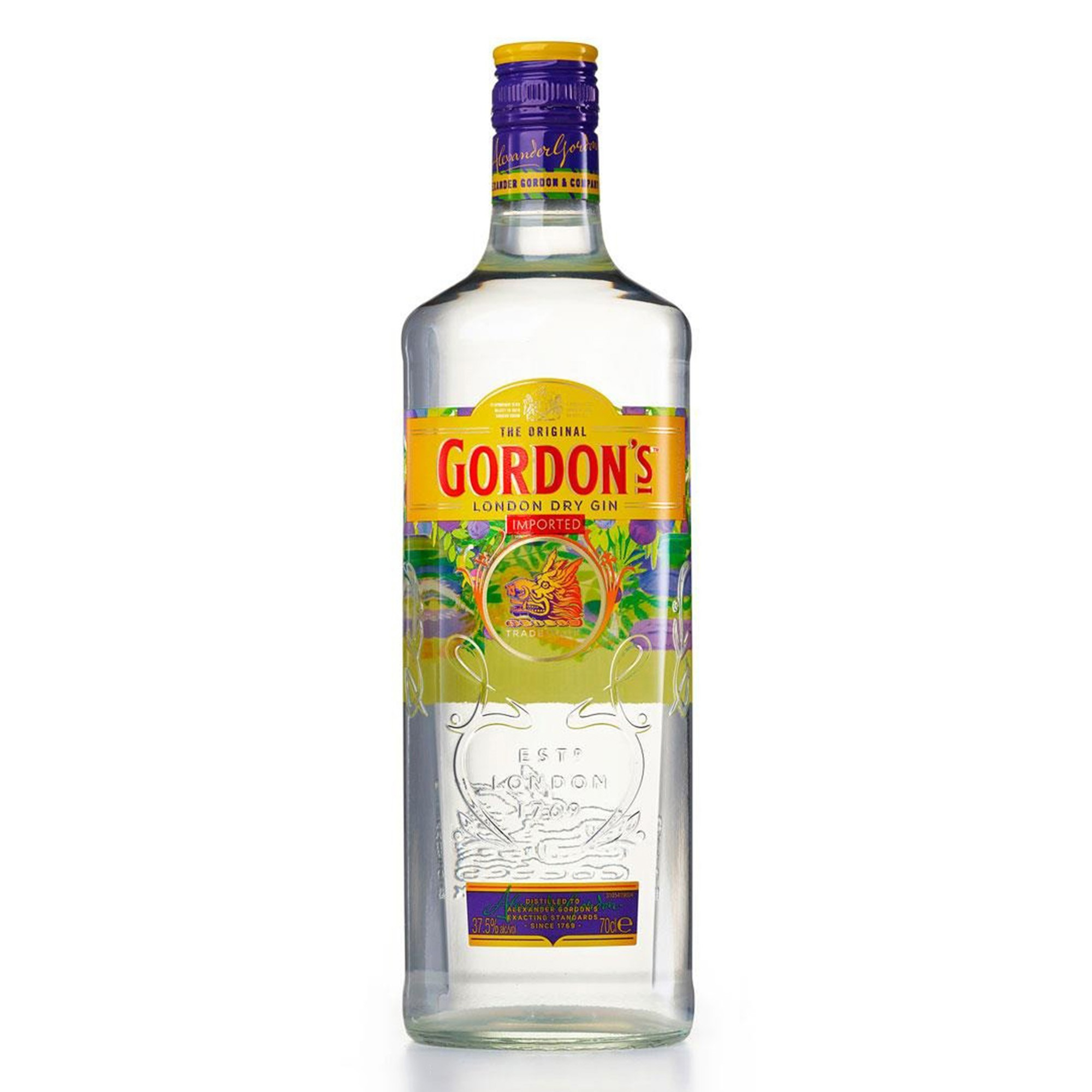 Gin Gordon's Dry 750ml