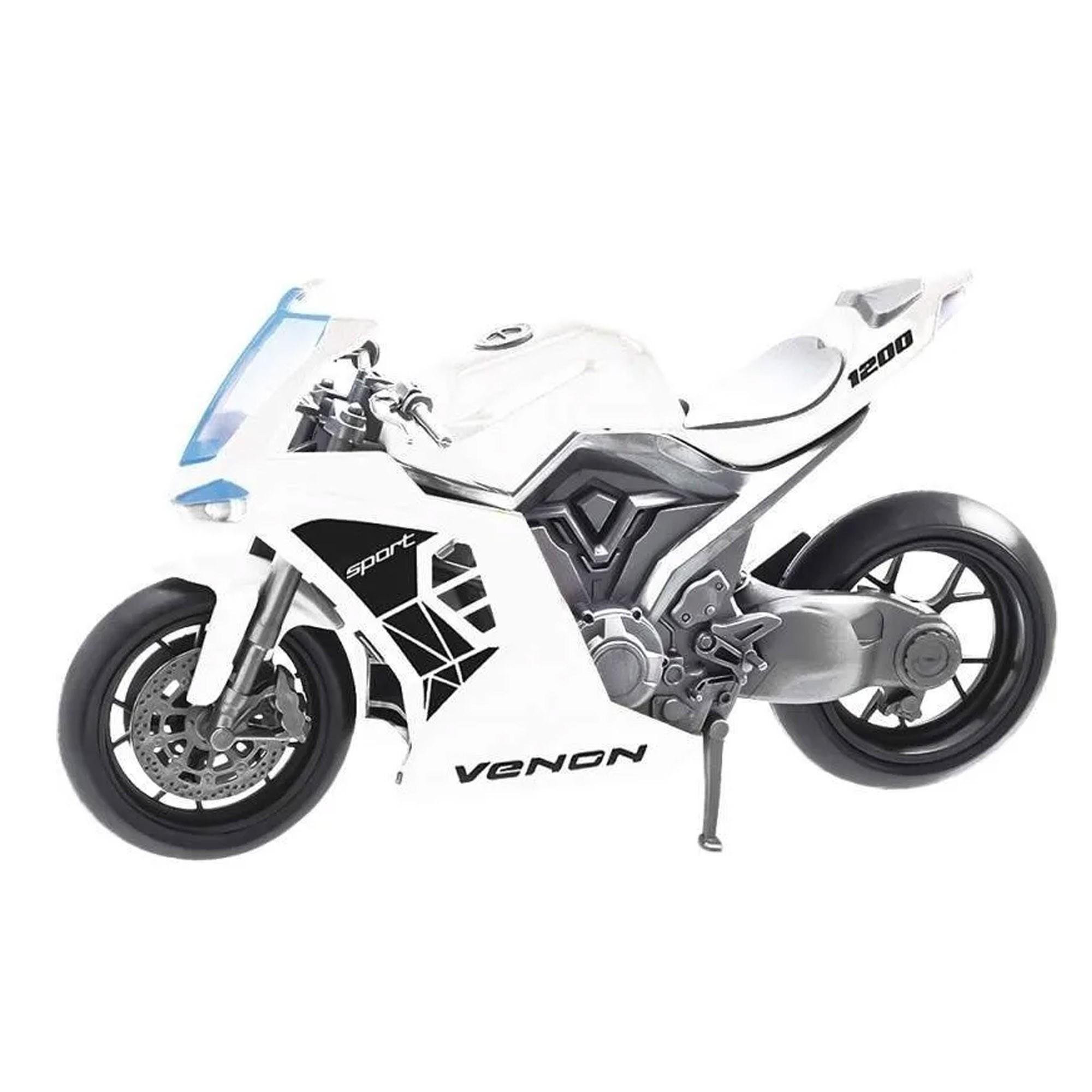 Moto Venon 1200 Sport - Usual Brinquedos
