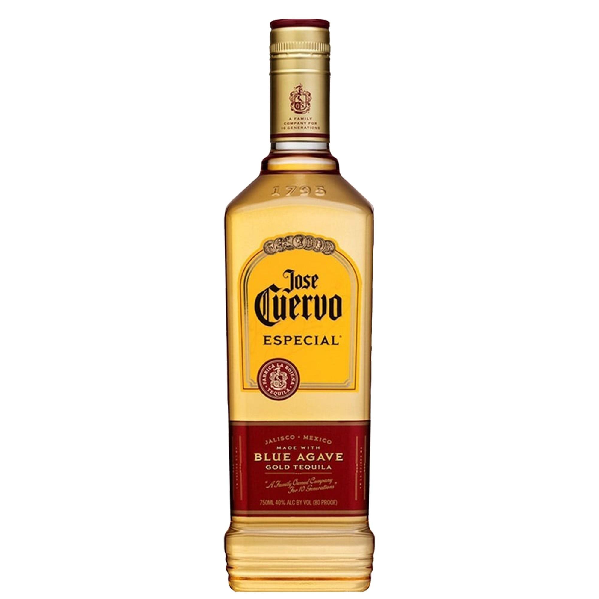 Tequila Jose Cuervo Reposado Ouro 750ml