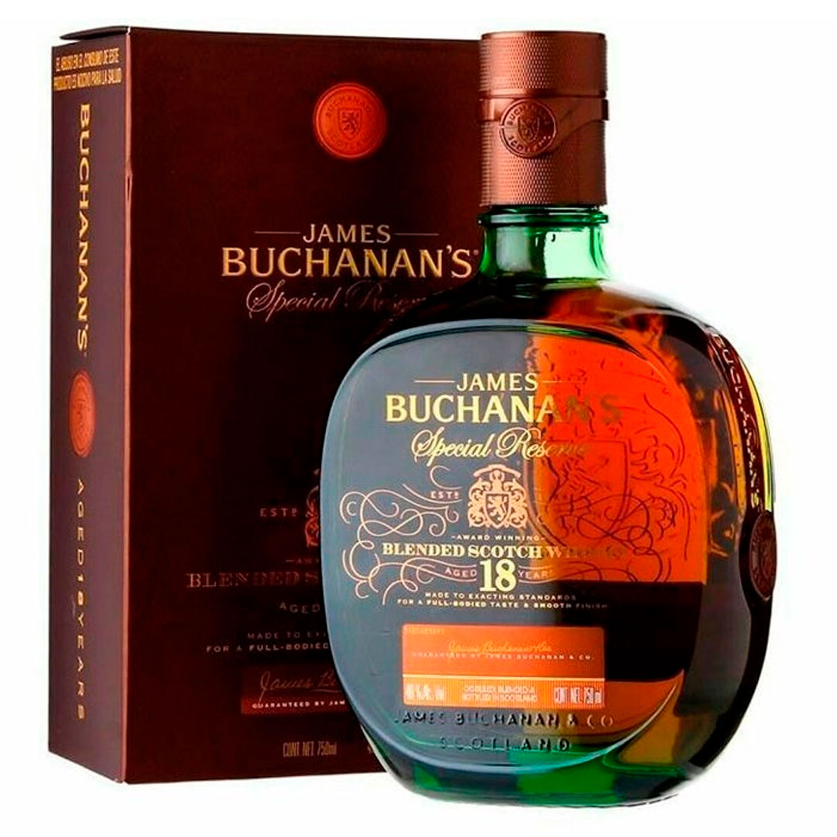 Whisky Buchanans Special Reserve 18 Anos 750ml