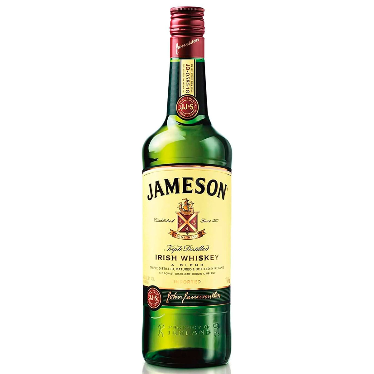 Whisky Irlandês Jameson 750ml