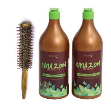 Compactação Orgânica Amazon Therapy 2x1litro
