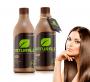 Progressiva Orgânica Naturale 100% Natural Com Tamarindo e Macadâmia Alisa e Hidrata - Sem Formol - 2x300ml