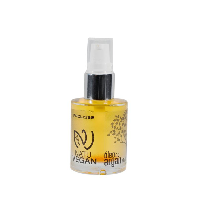 NATUVEGAN ÓLEO DE ARGAN SERUM - 30ML
