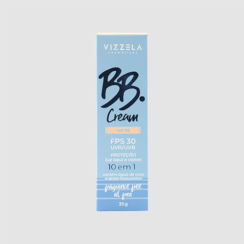 BB Cream FPS 30 - Vizzela