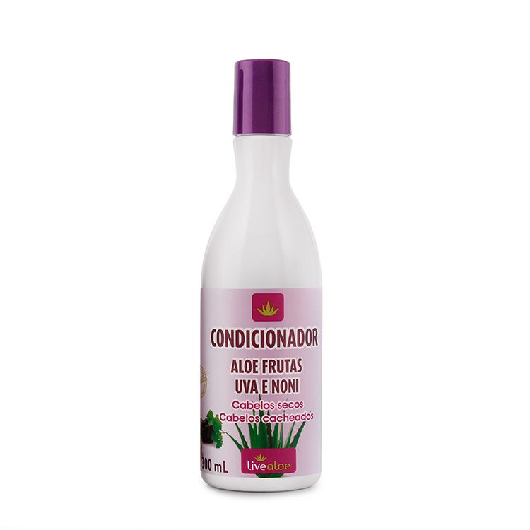 CONDICIONADOR ALOE FRUTAS 300ml