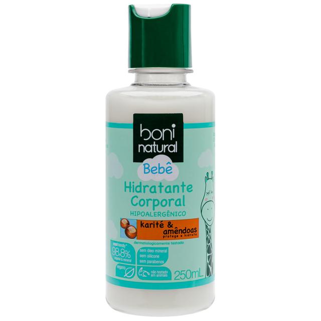 Hidratante Boni Natural Bebê 250ml