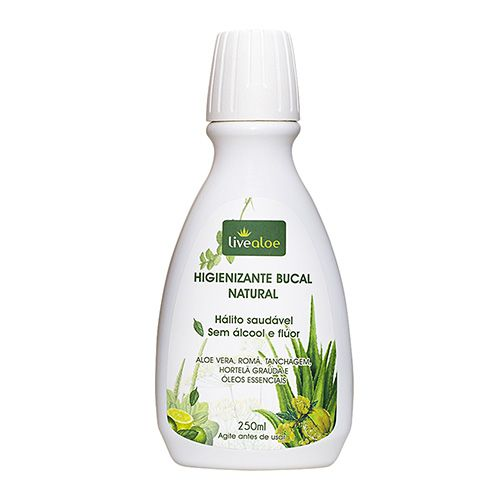 Higienizante Bucal Natural - 250 ml