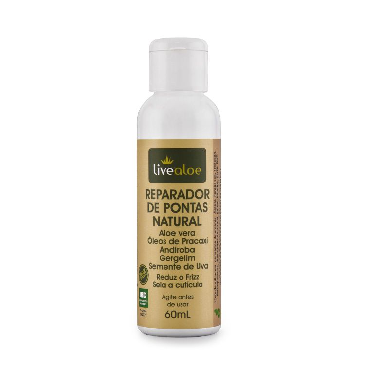 Reparador de Pontas Natural 60ml