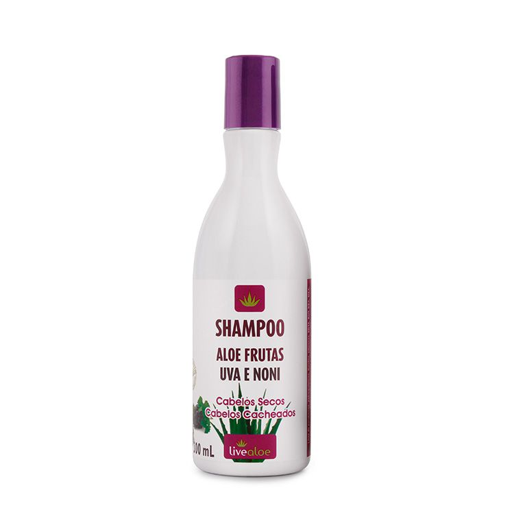 SHAMPOO ALOE FRUTAS 300ml