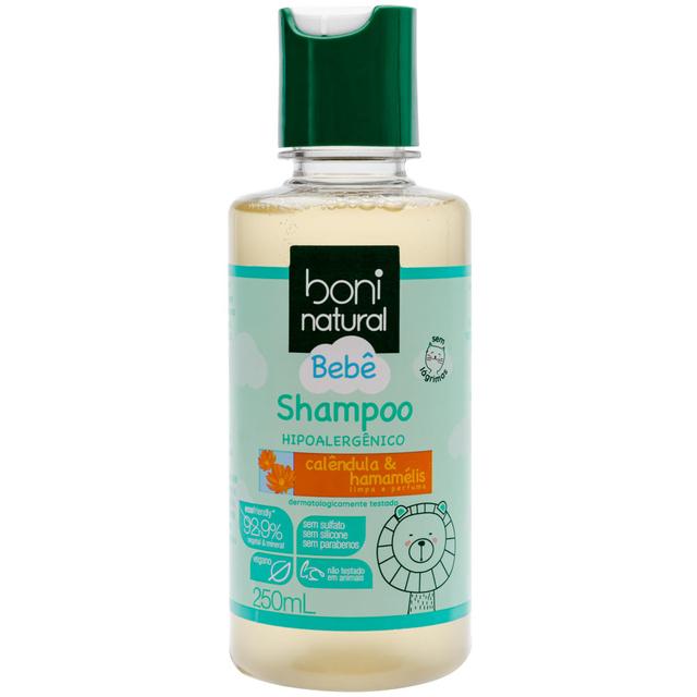 Shampoo Boni Natural Bebê 250ml