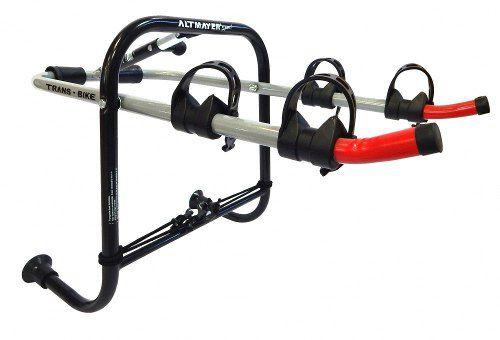 Suporte Veicular Transbike Para 02 Bicicletas Premium AL-191 Altmayer