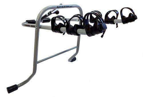 Suporte Veicular Transbike Para 3 Bicicletas AL-102 Altmayer