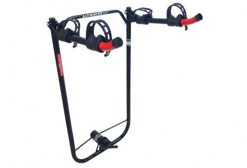 Suporte Veicular Transbike Para 2 Bicicletas Fixa Fácil Engate AL-49 Altmayer