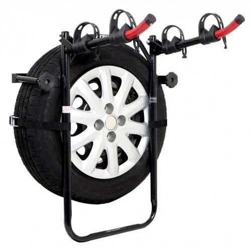 Suporte Veicular Transbike Para Estepe Para 2 Bicicletas AL-246 Altmayer