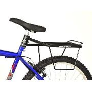 Bagageiro Bicicleta Para Alforge Com Proteção Lateral