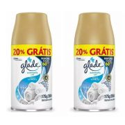 Aromatizador de Ambientes Glade Automatic Kit Com 2 Refis de 269 ml