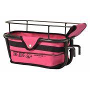 Cadeirinha Bike Dog Pink Altmayer Para Cães de Pequeno Porte