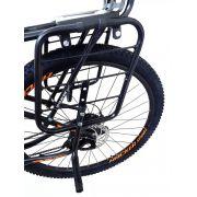 Cadeirinha Bicicleta Infantil Com Bagageiro Acoplado TOP