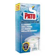 Pastilha Sanitária Adesiva Pato Fresh Emb. com 3 Pastilhas