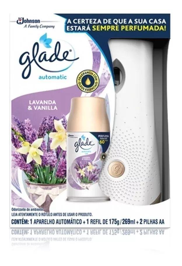 Aparelho Odorizador De Ambiente Glade 3x1 Automatic